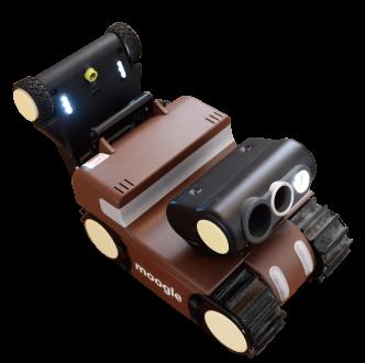 クラシオ 床下調査ロボット