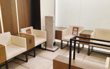 設置実績 中部国際空港セントレア 業務用循環型空気清浄機 UVCエアステリライザー クラシオ株式会社