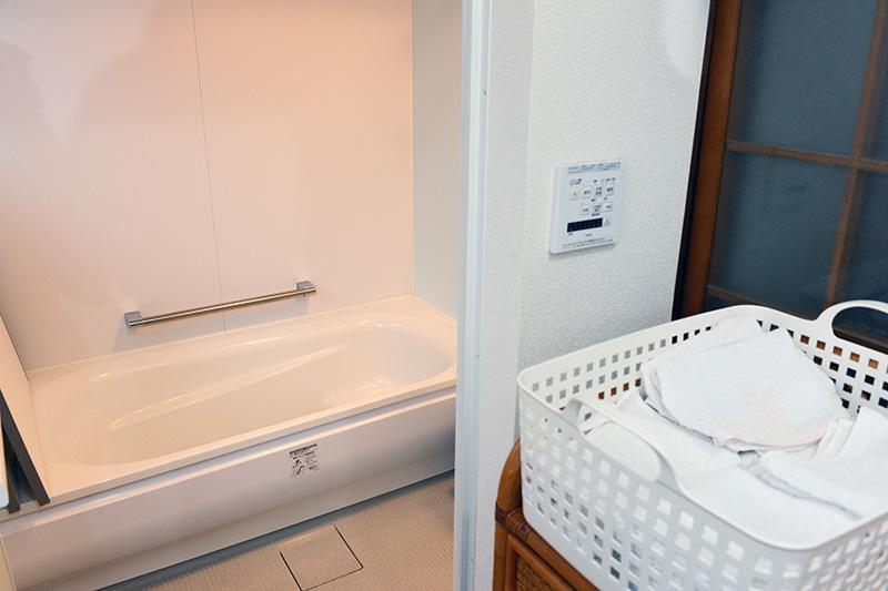 お客様の声 シロアリの駆除・予防工事、お風呂のリフォーム工事