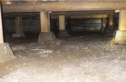 お客様の声 熊本地震で損傷した基礎、外壁の補修工事