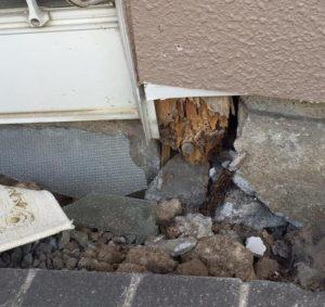 熊本地震 6月14日益城町・南阿蘇