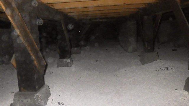 クラシオ 施工実績 床下調湿材敷き込み(アフター写真)
