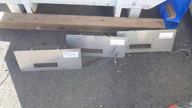 クラシオ 施工実績 床下換気扇交換(ビフォー写真)