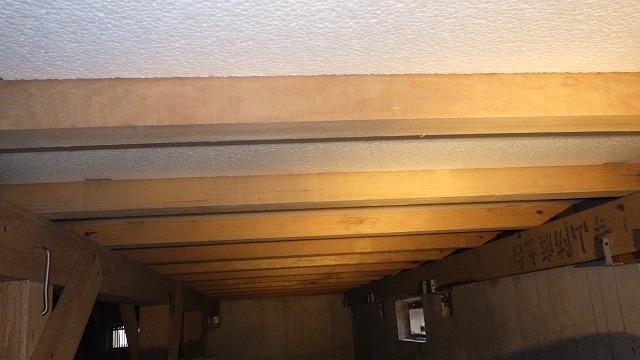 クラシオ 施工実績 床下断熱工事(ビフォー写真)