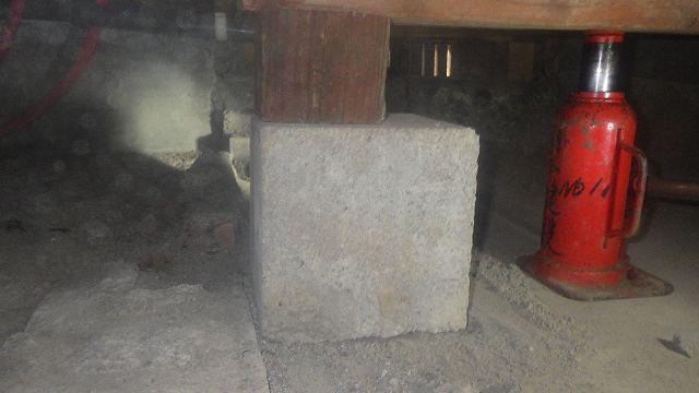 クラシオ 施工実績 束石の位置調整(アフター写真)